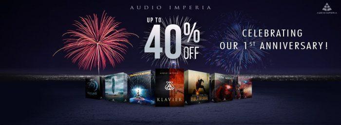 Audio Imperia Anniversary