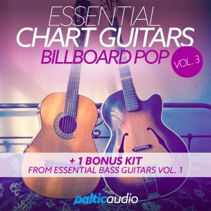Baltic Audio Essential Chart Guitars Vol 3