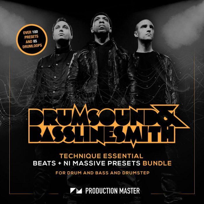 Black Octopus Sound Drumsound & Bassline Smith Technique Essential
