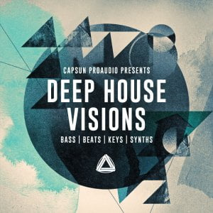 CAPSUN ProAudio Deep House Visions