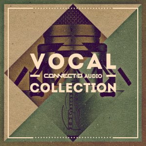 Connectd Audio Vocal Collection
