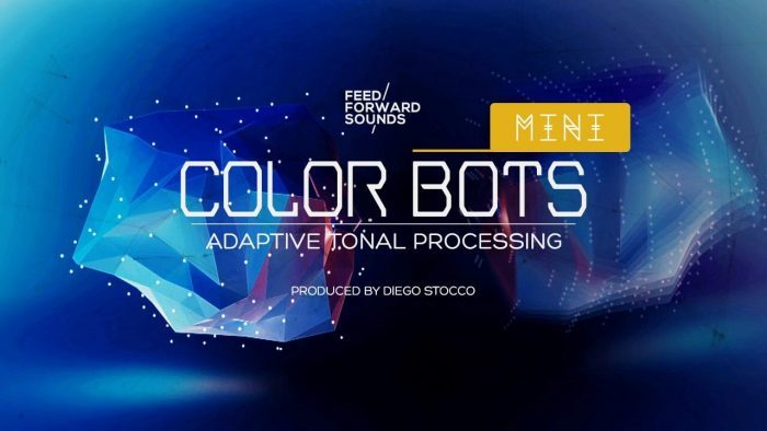Diego Stocco Color Bots Mini
