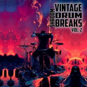 Drum Broker Shroom Vintage Drum Breaks Vol. 2