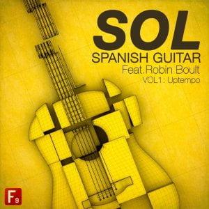 F9 Audio SOL Spanish Guitar