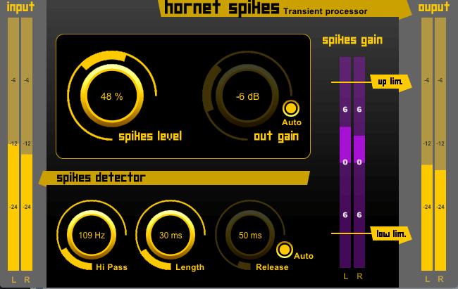 HoRNet Plugins Spikes