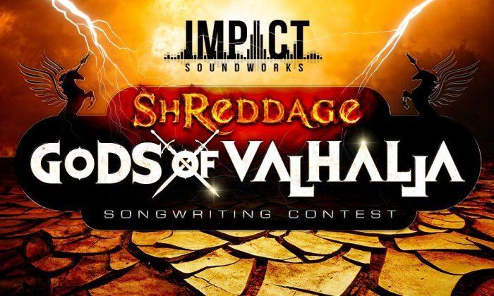 Impact Soundworks Shreddage Gods of Valhalla Contest