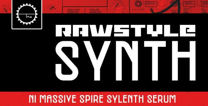 Industrial Strength Rawstyle Synth