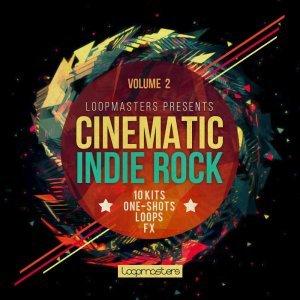 Loopmasters Cinematic Indie Rock 2