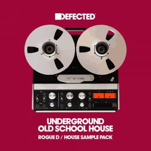 Loopmasters Defected Underground Old School House by Rogue D