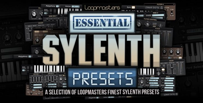 Loopmasters Essential Sylenth Presets