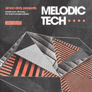 Loopmasters Simon Doty Melodic Tech