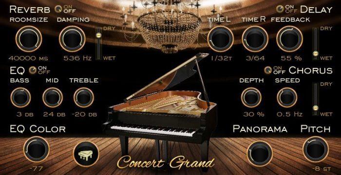 Magix Music Maker Concert_Grand_RGB