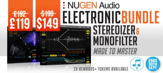 Nugen Audio Electronic Bundle