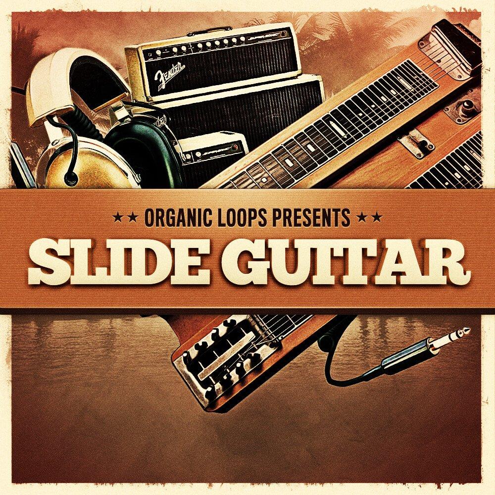 Organic Loops Slide Guitar sample pack at Loopmasters