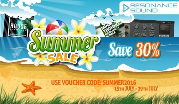 Resonance Sound Summer Sale 2016