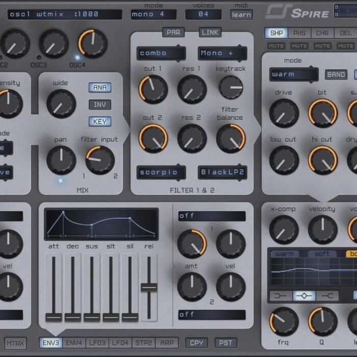 Reveal Sound Spire : reveal sound spire synth 1 1 8 coming soon ~ Vivirlamusica.com Haus und Dekorationen