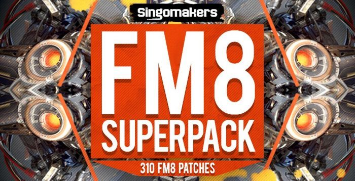Singomakers FM8 Super Pack