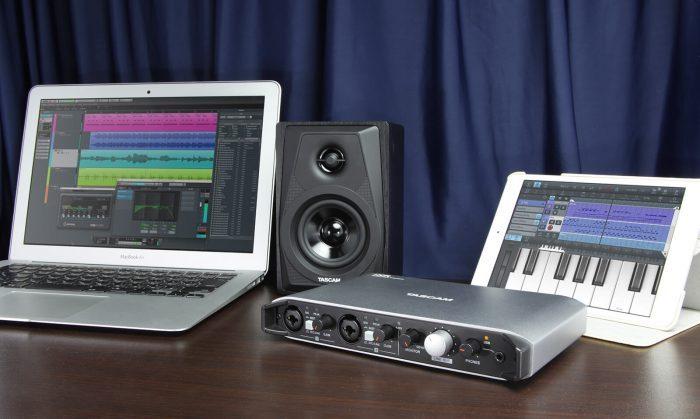Tascam iXR USB audio MIDI interface