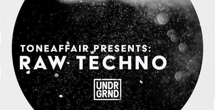 UNDRGRND Sounds Raw Techno