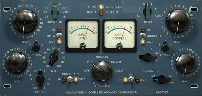 Acustica Audio Aquamarine3