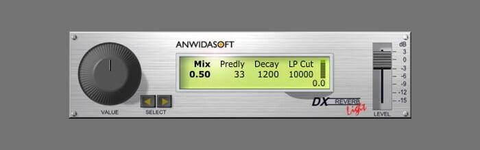 Anwida Soft DX Reverb Lite