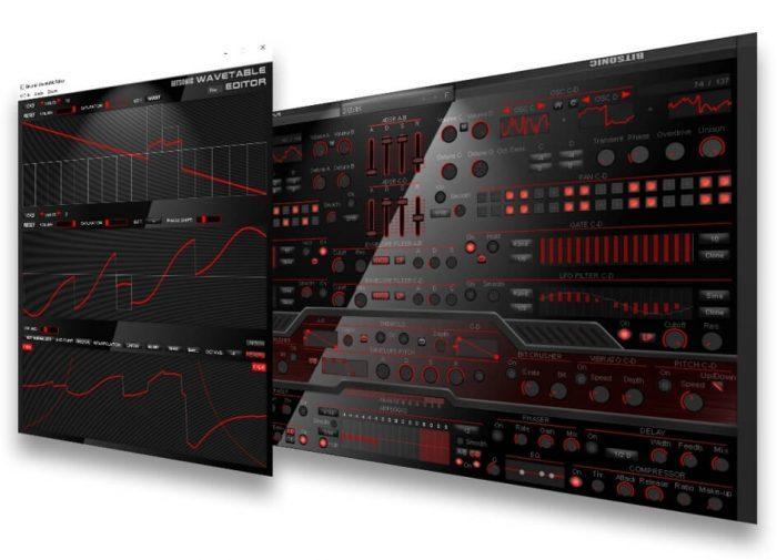 Bitsonic WT-01 RED