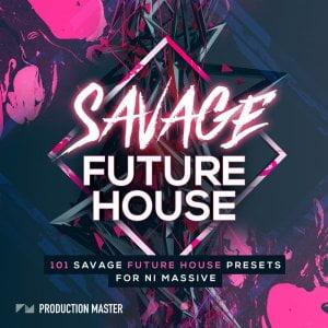 Black Octopus Savage Future House