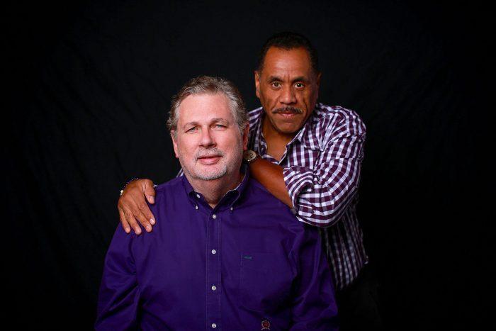 Dave Pensado and Herb Trawick
