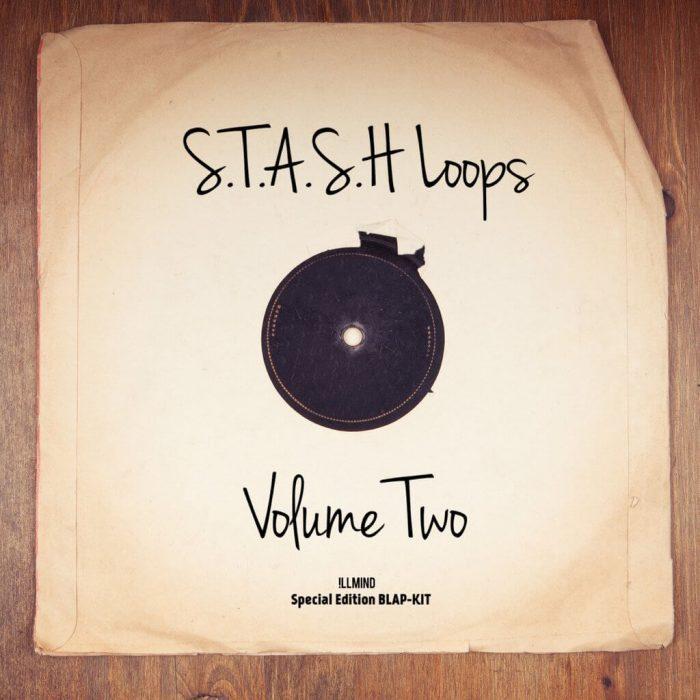Drum Broker Illmind STASH Loops Vol 2