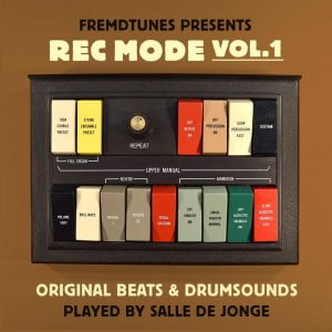 Drum Broker Rec Mode Vol 1