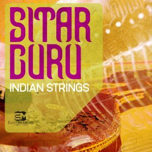 EarthMoments Sitar Guru Indian Strings