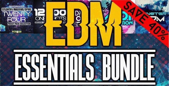 Hy2rogen EDM Essentials Bundle