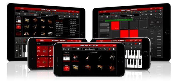 IK Multimedia SampleTank 2 for iOS