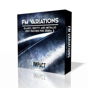 Impact Soundworks FM Variations box