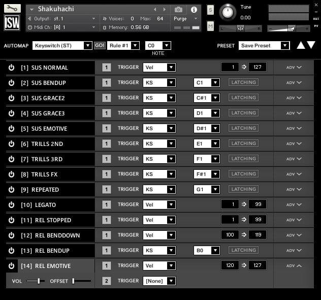 Impact Soundworks Ventus Shakuhachi 3