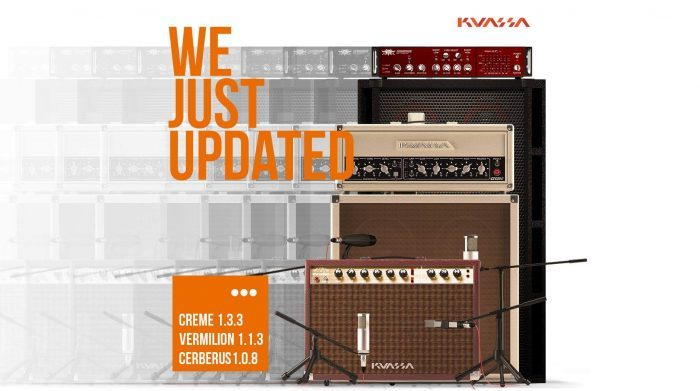 Kuassa Amplifikation Update 1.1.3