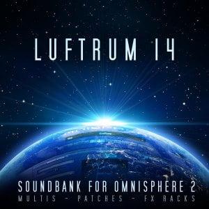 Luftrum 14 for Omnisphere 2