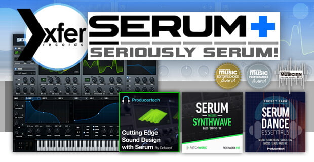 PIB Xfer Serum+ Bundle