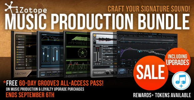 PIB iZotope Music Production Bundle