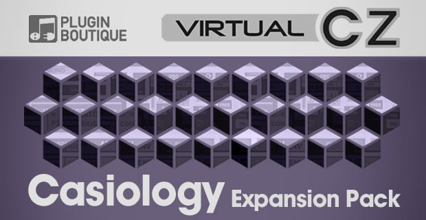Plugin Boutique Casiology for VirtualCZ