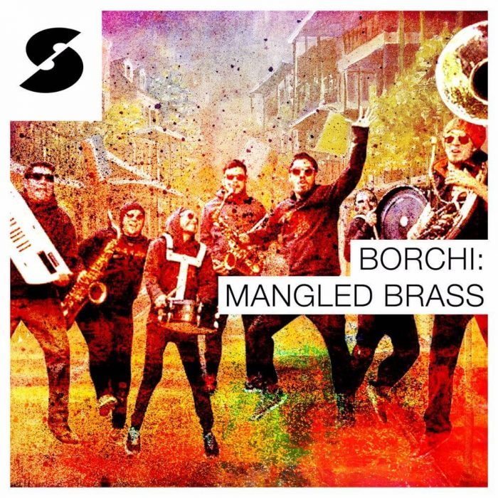 Samplephonics Borchi Mangled Brass