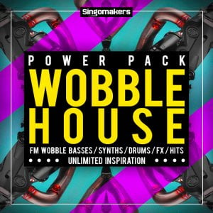 Singomakers Wobble House Power Pack
