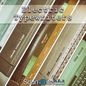 SoundBits Electric Typewriters