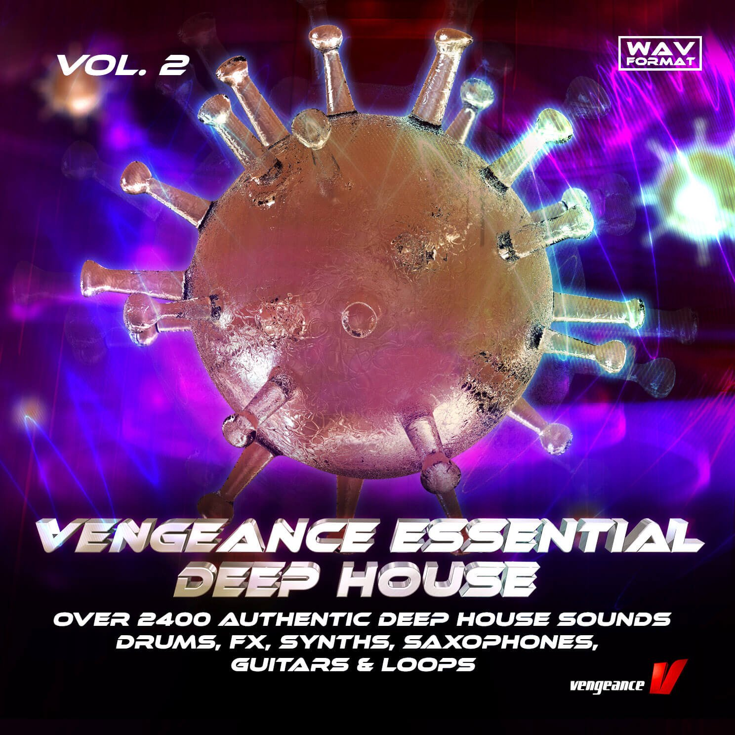 Refx releases vengeance essential deep house vol 2 for Very deep house music