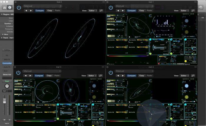 sonicLAB Cosmosƒ Saturn 3.1