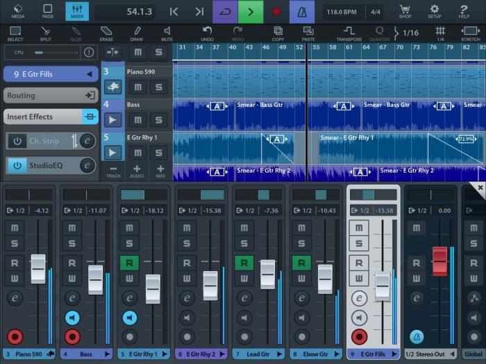 06 CB2 Main w Mixer