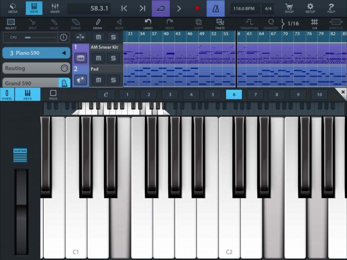 15 CB2 Keyboard