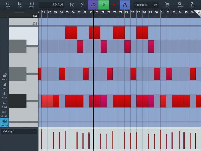 21 CB2 MIDI Editor