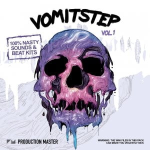 Black Octopus Sound Vomitstep Vol 1
