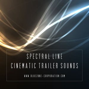 Bluezone Spectral Line Cinematic Trailer Sounds